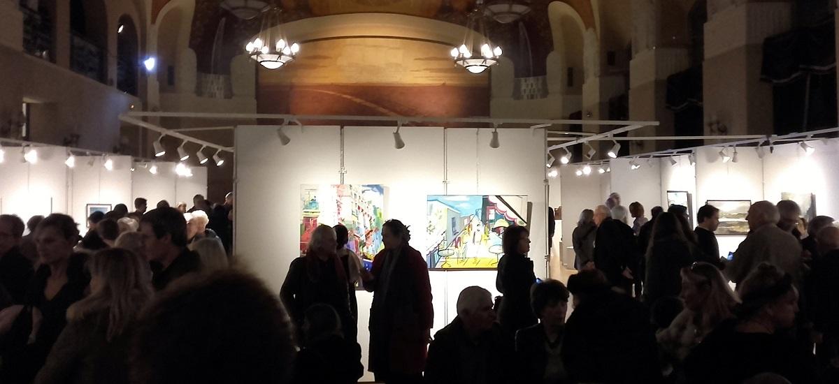biennale peintres et sculpteurs - paris 15