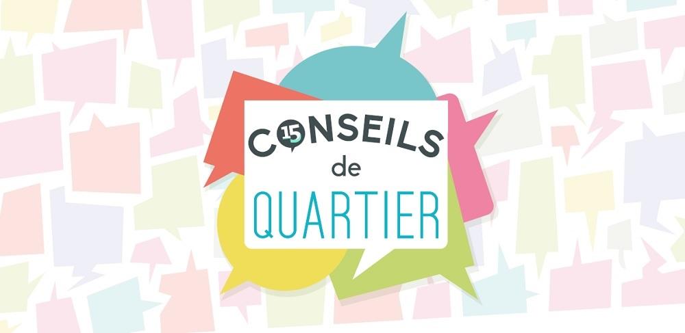Conseil de quartier Paris 15