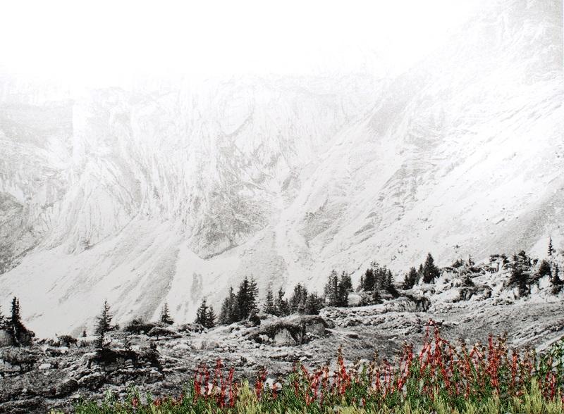 Photo Iris Hutegger montagne