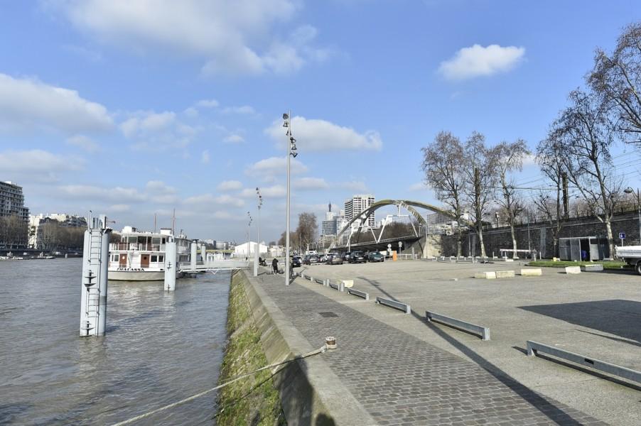 Port de Javel Bas - Réinventer la Seine - (c) Franck Dunouau
