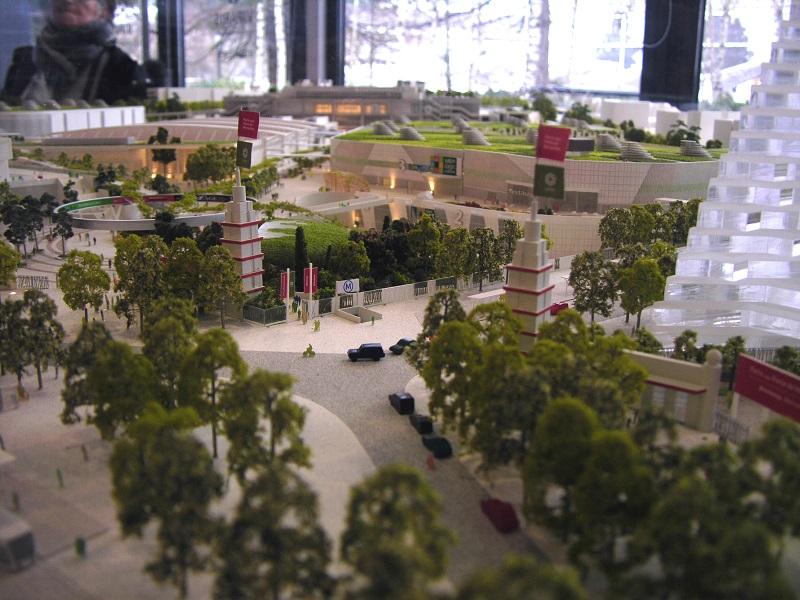 Parc des expositions cr er un lien durable avec les - Parc d exposition porte de versailles ...