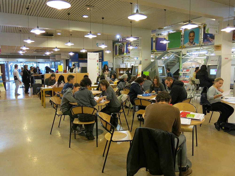 CIDJ - café des parents Paris 15
