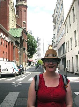 Avec les yeux de Julie - guide - circuit touristique - quartier Javel - Paris 15