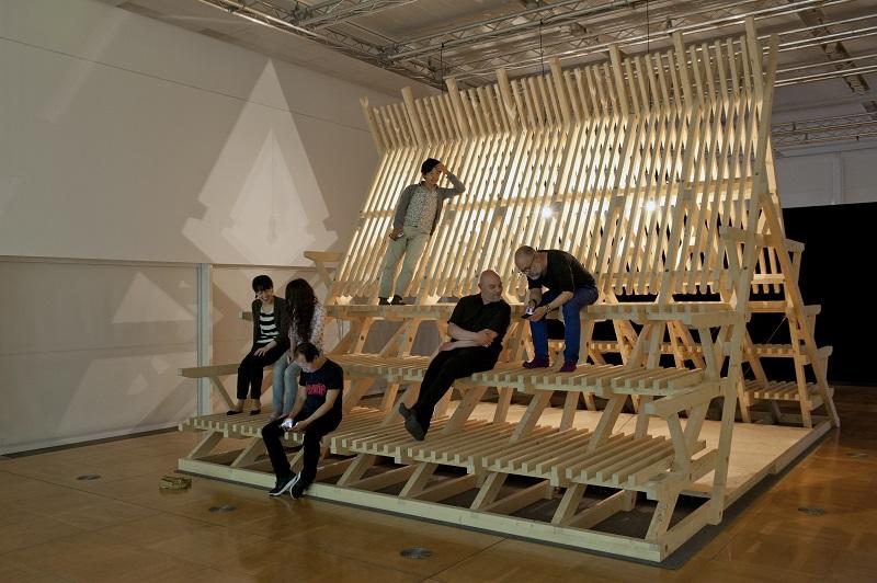 Transphere Maison Magique - atelier Bow Wow - Fiuza Faustino - Maison Culture Japon Paris 15
