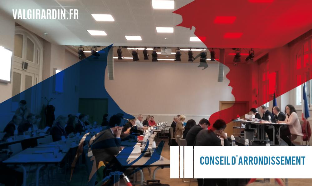 Conseil d'arrondissement @ Mairie du 15ème | Paris | Île-de-France | France