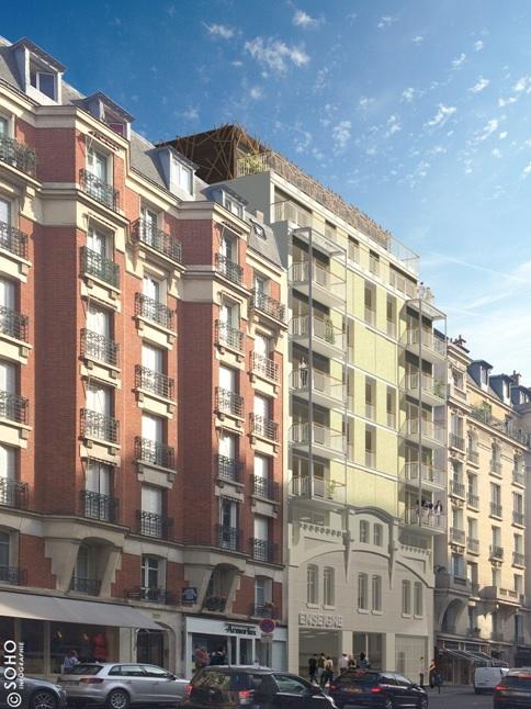272 rue de Vaugirard (c) Soho