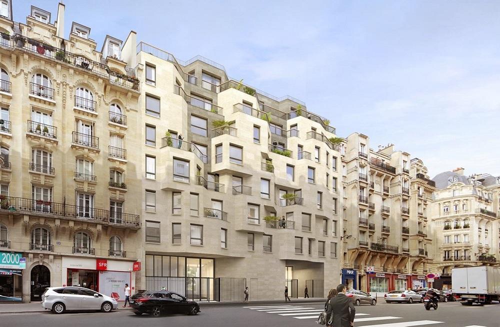Maison Saint-Charles - rue de Vaugirard - Paris 15