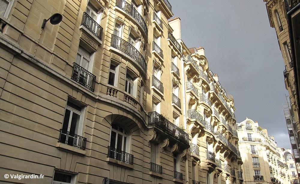 Immeuble - Eco-Rénovons - Paris 15