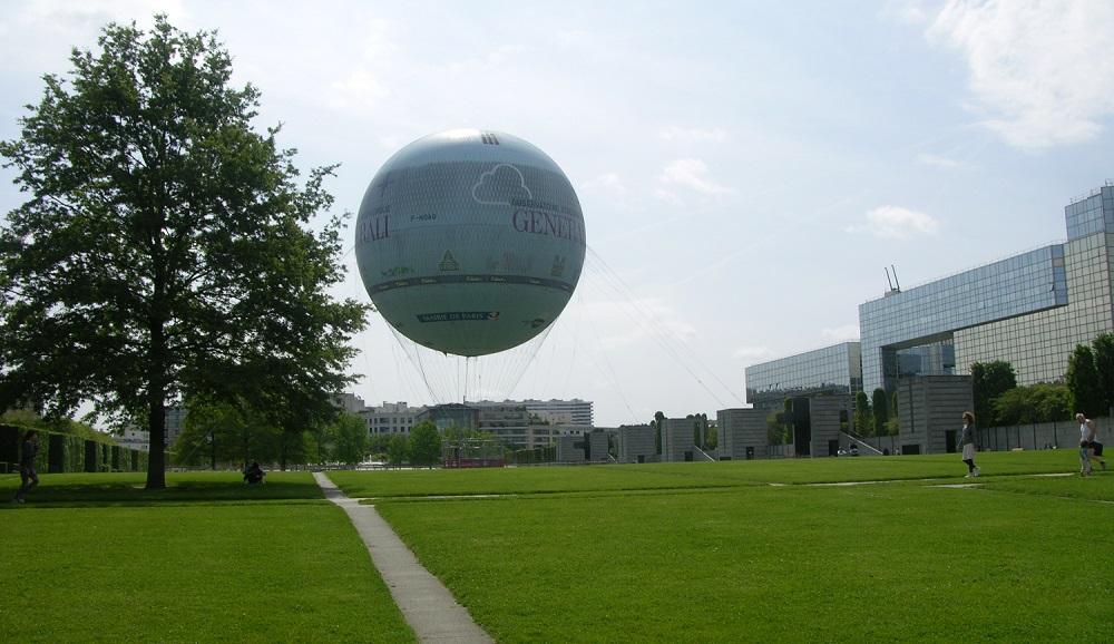 Parc André Citroën - Paris 15