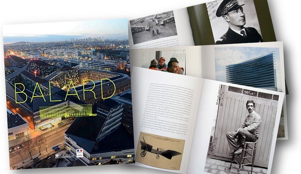livre Barlard - Tallandier - Ministere Défense - Paris 15