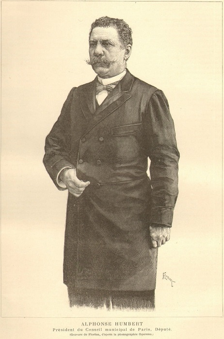 Alphonse Humbert - Paris 15