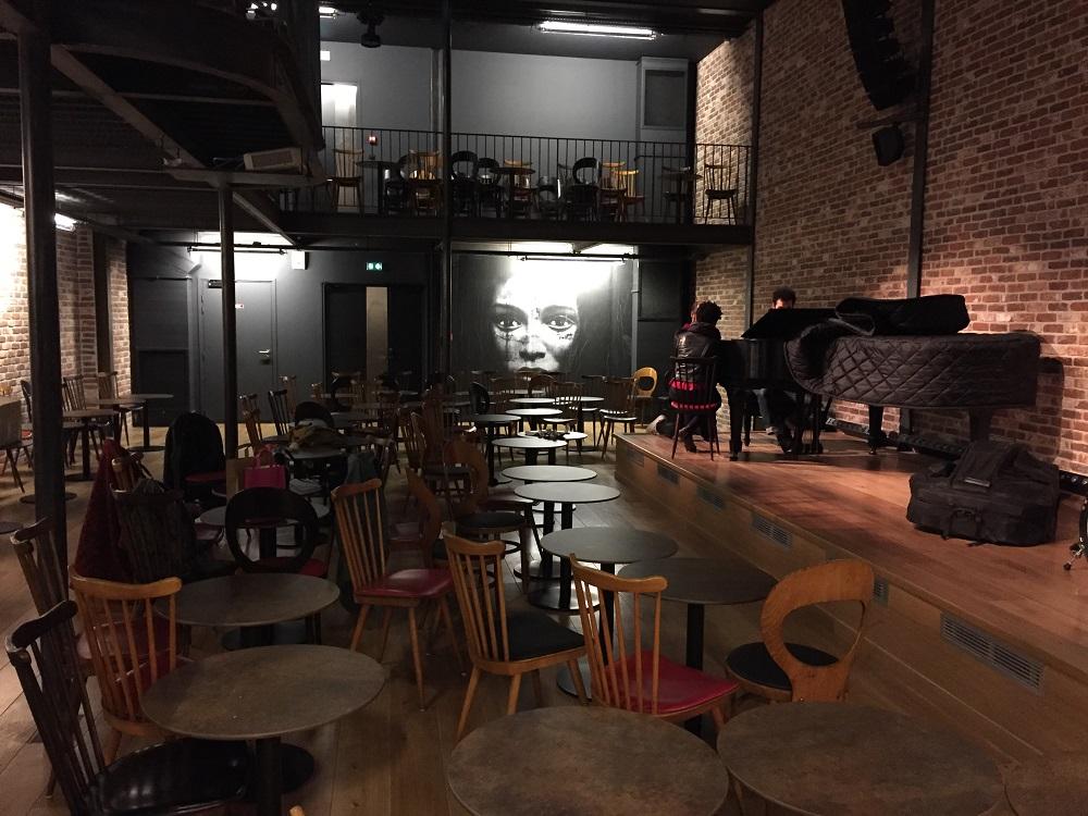 Bal Blomet - salle concert - Paris 15