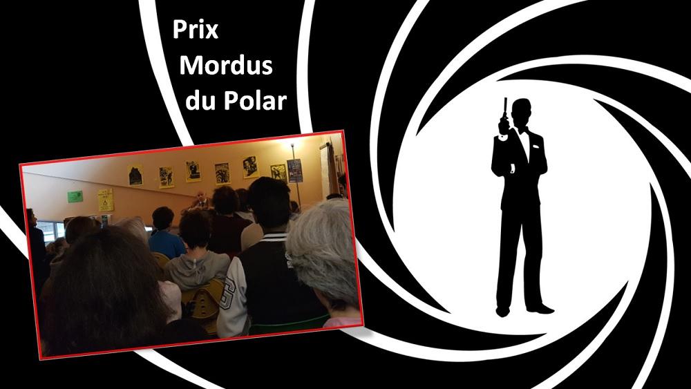 Prix mordus polar - rencontre espion - bibliothèque gutenberg - paris 15