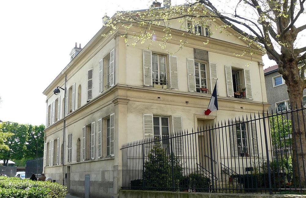 maison communale - Paris 15