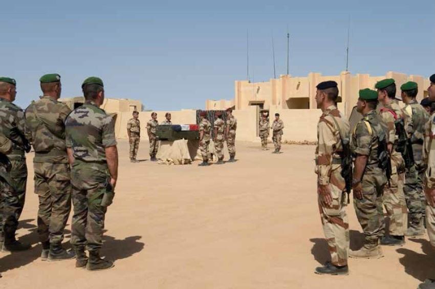 OPEX - Serval - Mali - mars 2013 (c) ECPAD
