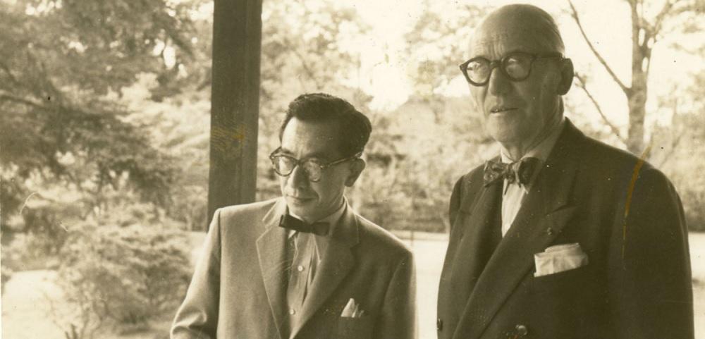 Junzô Sakakura et Le Corbusier