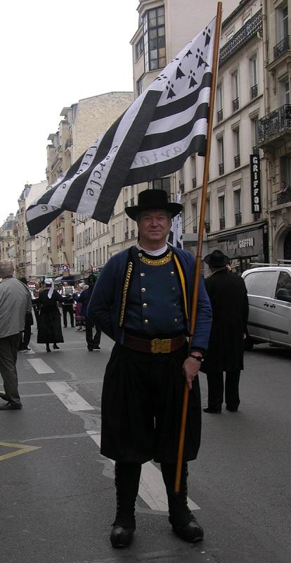 Fete Bretagne 2015 - Breizh parade - Paris 15