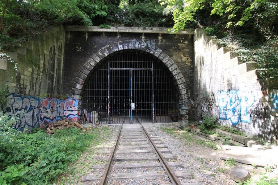 Tunnel Petite ceinture - Paris 15 - APUR