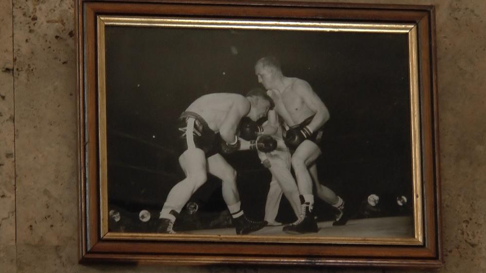 Chez Walczak - Yanek boxe - Paris 15