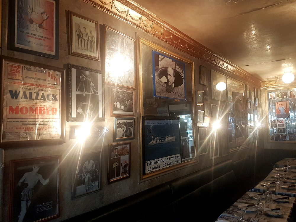Chez Walczak - salle restaurant - Paris 15