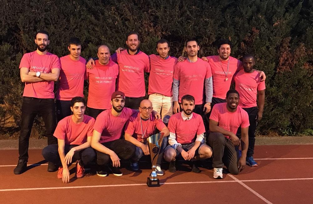 Futsal Paris 15 - Champions Paris 2017