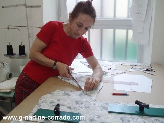 Nadine corrado - paris 15