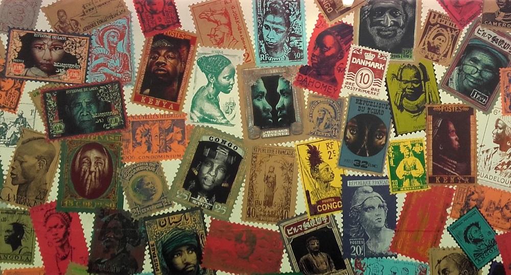 Musée de La Poste : les portraits de Guaté Mao