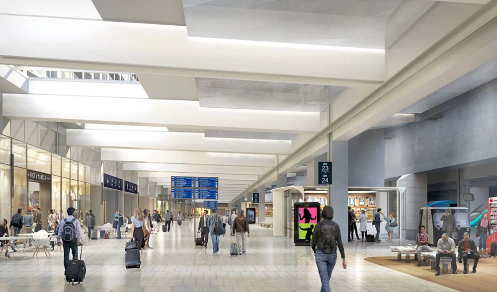 Projet Gare Montparnasse - SNCF Gares Connections–Agence Jouin Manku-AREP-SLA Architecture-Jacobs - Paris 15