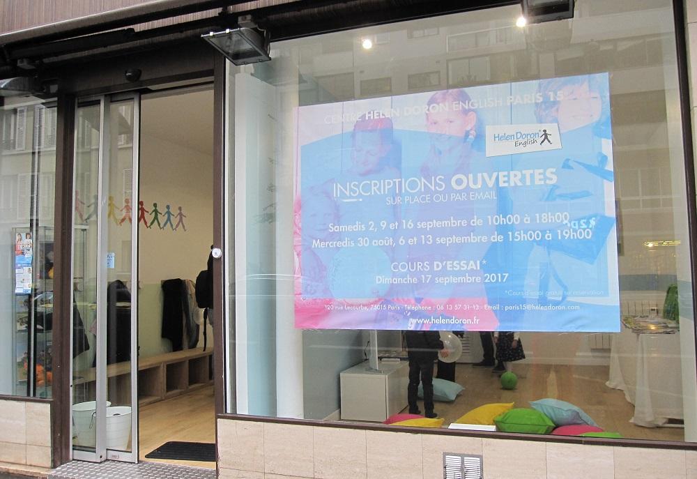 Helen Doron English - centre formation Lecourbe - Paris 15