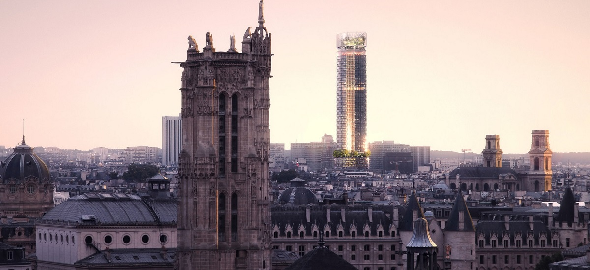 Tour Montparnasse - lauréat Nouvelle AOM - Paris 15