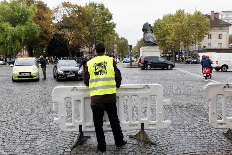 journée sans voiture 2016 - (c) Henri Carat - Mairie de Paris