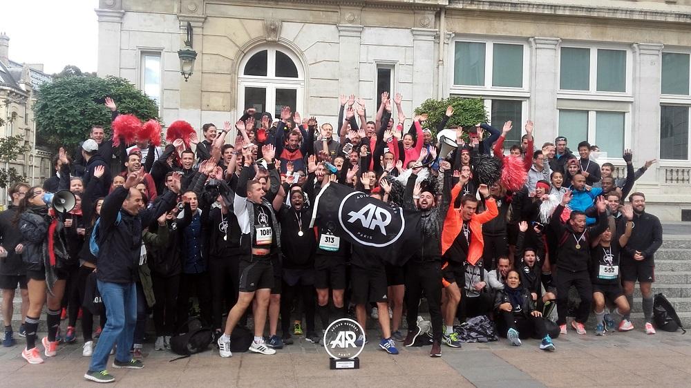 Corrida du XVeme 2017 - Adidas Runners Coureurs