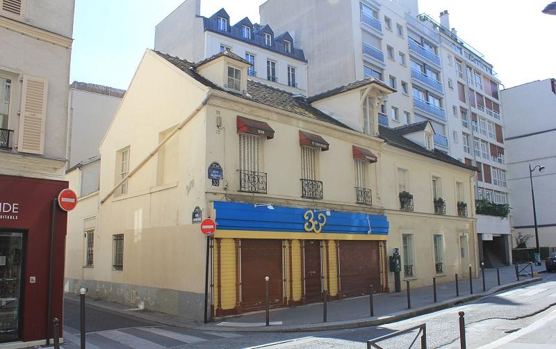 33 rue blomet - paris 15