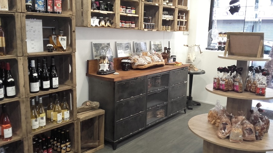 Accent corse - epicerie fine - rue saint-charles - produits naturels artisanaux bio - paris 15