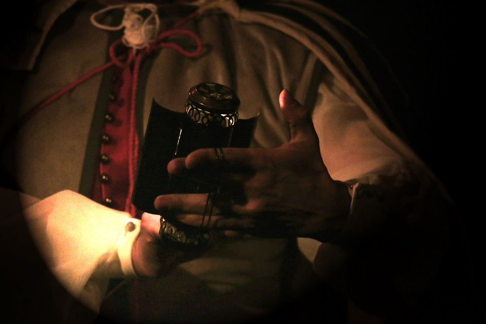 cendrillon - lanterne - theo theatre - paris 15