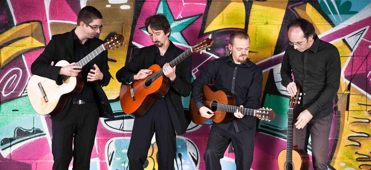 quatuor amanecer (c) Studio GarmO - concert - Paris 15