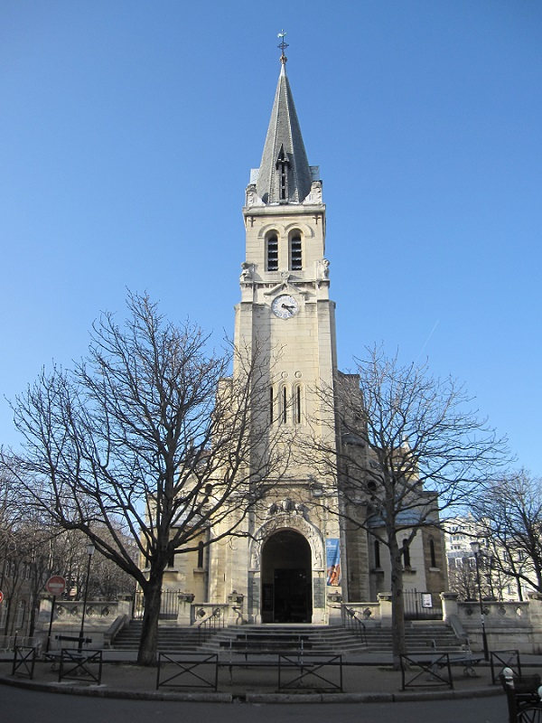 Eglise Saint-Lambert - Paris 15 eme arrondissement (c) Valgirardin.fr