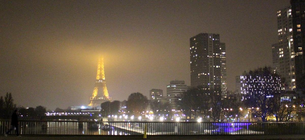 Valgirardin-Beaugrenelle-Eiffel-paris nuit - 15 eme arrondissement (c) Xavier Leca