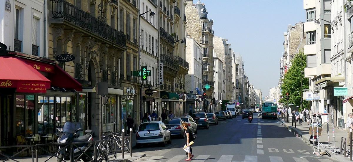 Rue Lecourbe - Paris 15 eme arrondissement (c) Mbzt