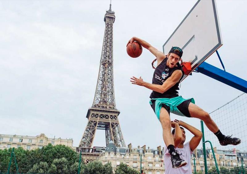 playground Bir-Hakem - Paris 15 (c) Bir Hak Game - BHG