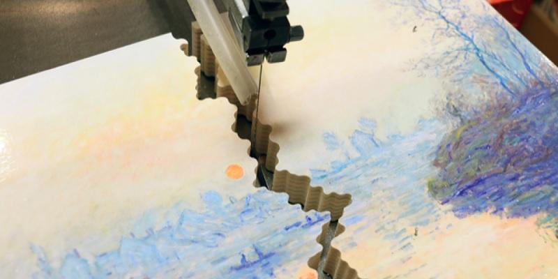 puzzle michele wilson - JEMA 2019 - Paris 15