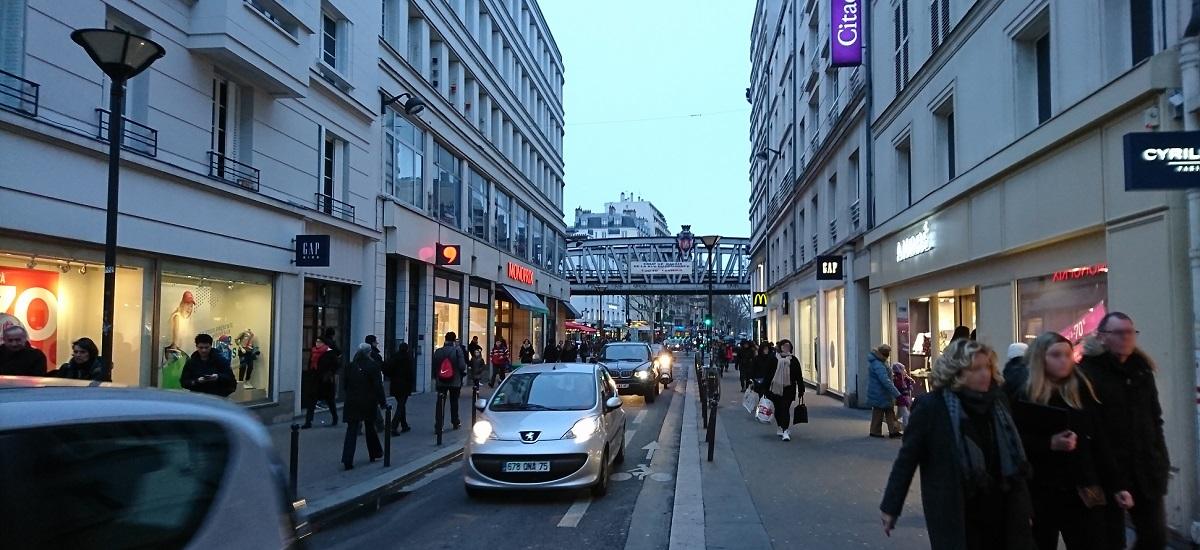 rue commerce - paris 15ème arrondissement (c) Valgirardin.fr