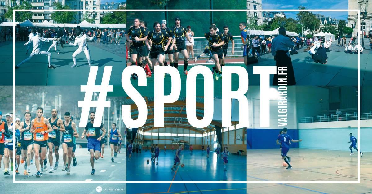 Sport - Paris 15