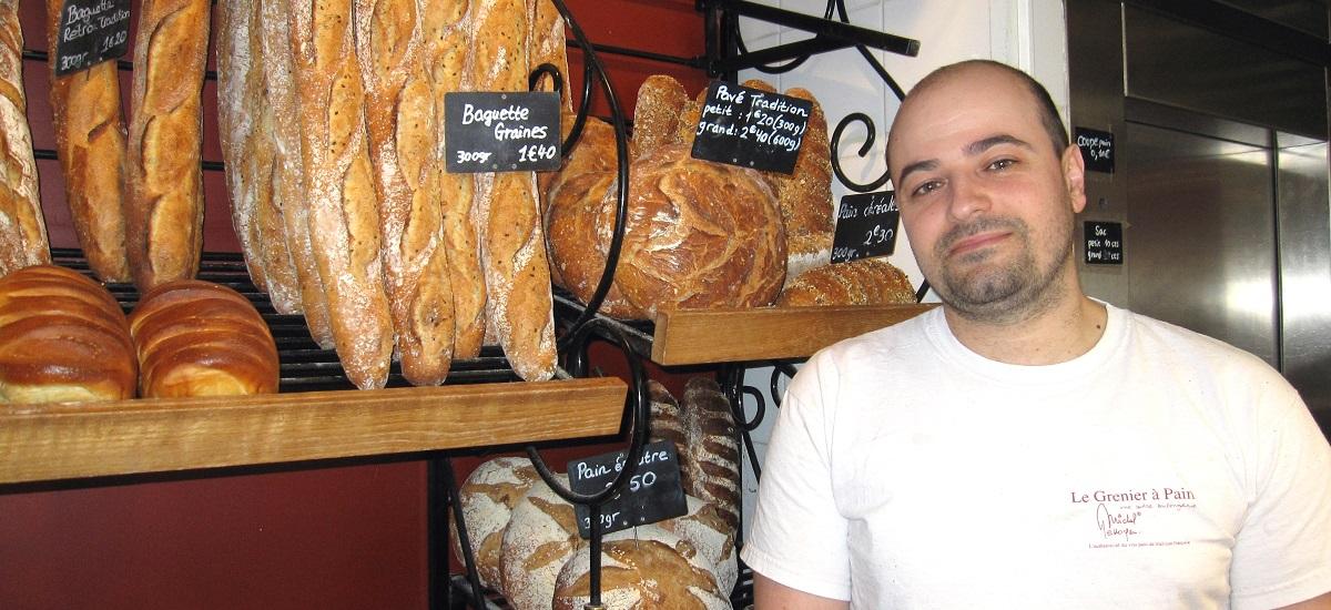 Meilleure baguette de Paris : un boulanger du 15ème en seconde position