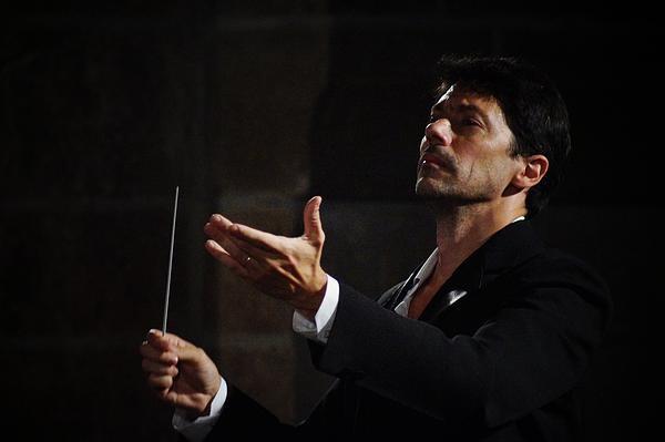 Alejandro Sandler - Orchestre Lutetia