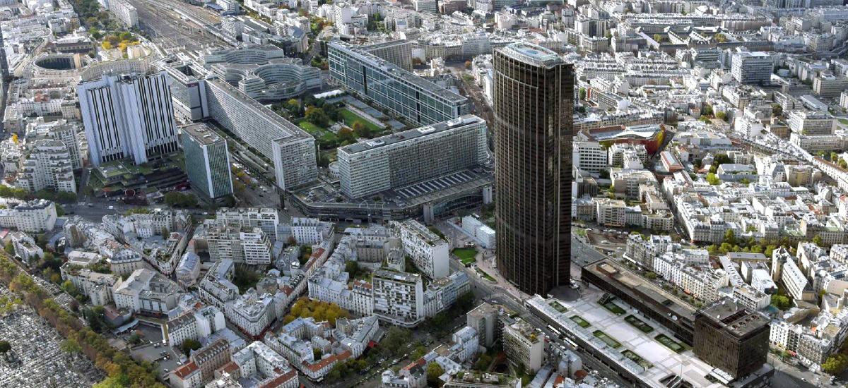 Projet urbain quartier Maine-Montparnasse - Paris 15ème arrondissement