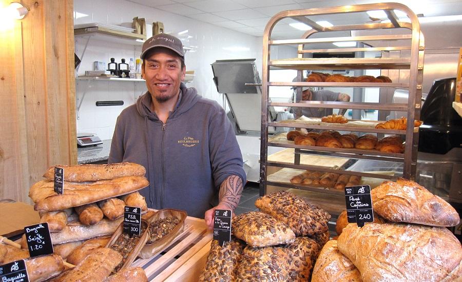 P'tite Boulangerie Duranton - Julien Chegaray boulanger-gérant - Paris 15 arrondissement - 75015
