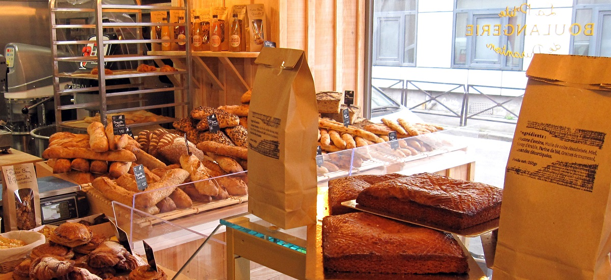 P'tite Boulangerie Duranton - Paris 15 arrondissement - 75015