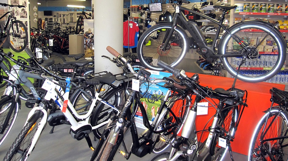 commerce - culture vélo - paris 15ème arrondissement - 75015
