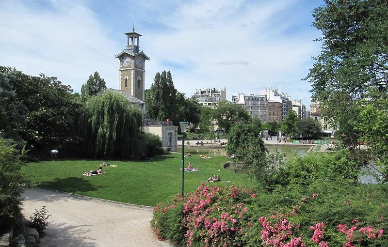 Visitez les parcs et jardins du 15ème @ Paris 15ème